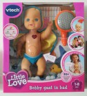 Testen samen met je kindje: Bobby gaat in Bad