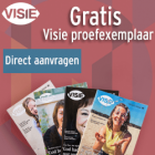 Gratis proefnummer Visie Magazine