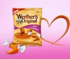 Probeer gratis Werther's Soft Caramel toffees
