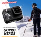 Kans op een gratis GOPRO HERO8 camera t.w.v. €400