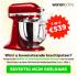 Kans op gratis KitchenAid Keukenmachine t.w.v. €539