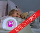 Test ZAZU nachtlampje