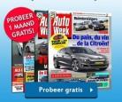 4 weken gratis Autoweek (actie is verlopen)