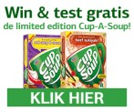 Test Cup-A-Soup 'limited edition'