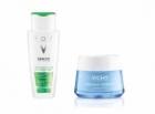 Gratis testpakket Vichy shampoo en dagcrème t.w.v. € 28