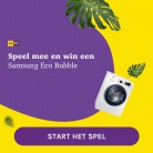 Win een Samsung Eco Bubble