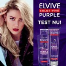 Test Elvive Color-Vive Purple Shampoo