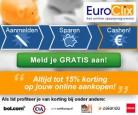 Bespaar én verdien met Euroclix