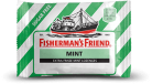 Gratis sample Fisherman's Friend