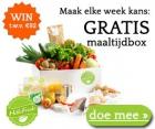 Win een maaltijdbox van HelloFresh