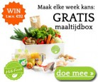 Win een maaltijdbox van HelloFresh