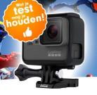Test een GoPro HERO 5 Black 4K.