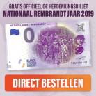 Gratis Officieel 0€ Herdenkingsbiljet