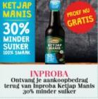 Test gratis Ketjap Manis 30% minder suiker