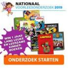 Een jaar lang gratis voorleesboeken voor kinderen