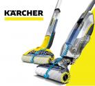 Test nu gratis de draadloze Kärcher Floor Cleaner
