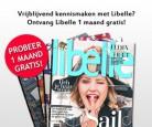 4 weken gratis Libelle, Flair, Viva of Story