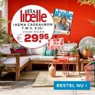 Gratis HEMA cadeaubon t.w.v. € 10 én korting bij Libelle of Margriet