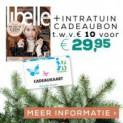 Gratis Intratuin cadeaubon bij Libelle en Margriet