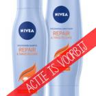 Test Nivea Care shampoo