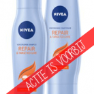 Test Nivea Care shampoo