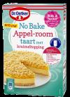 Test gratis Dr. Oetker No Bake taarten