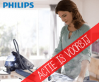 Test Philips Perfectcare stoomsysteem