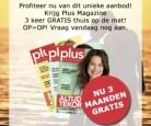 Gratis Plus Magazine