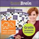 Gratis puzzelboek van Puzzelbrein (twv 11,90) + kans op € 20.000