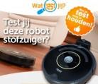 Test de iRobot Roomba