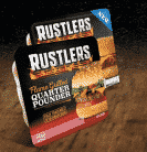 Probeer gratis Rustlers burgers