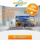 Gratis Samsung Ultra HD TV testen én houden?