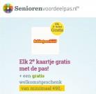 Topactie 50+ers: bespaar min. €500 per jaar + gratis welkomstcadeau t.w.v. €90