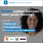 Gratis cadeaubonnen van Bol.com en Ici Paris XL!