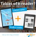 Gratis E-reader en tablet testen én houden