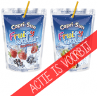 Test Capri-Sun Fruity Water