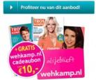 Gratis Wehkamp.nl waardebon van € 10,-