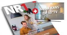 """Vraag gratis keukenmagazine aan en win een 50""""inch TV"""