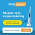 Gratis Oral-B elektrische tandenborstel & Healthcheck t.w.v. € 35